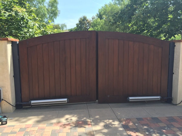gate repair orange county