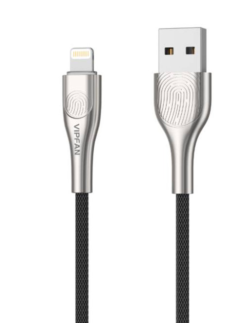 Touch Control LED Fast Charge Data Cable
