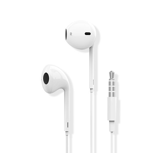 3.5mm Earphone with Inline Remote