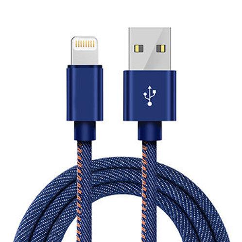 Denim Jean Data Cable