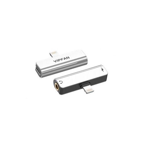 Adapter (Lightning - 3.5mm) Aluminum