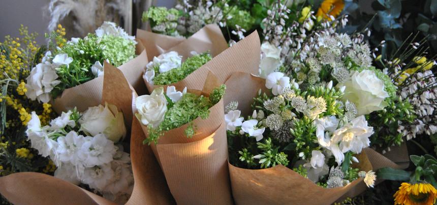 Bouquets cadeaux mariage