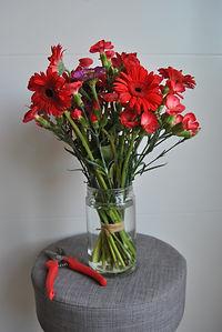 Bouquet M / Une fleur dans la boite