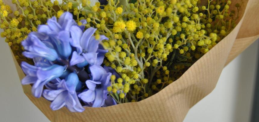 Bouquet cadeau mariage