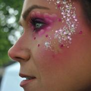 Maquillage Octobre Rose