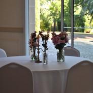 Trio de vases et carafes