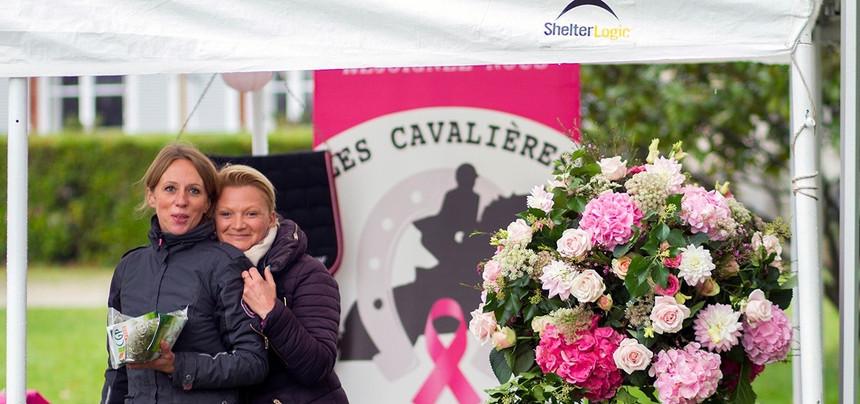 Les cavalières contre le cancer