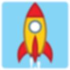 introductie pictogram,lancering pictogram,