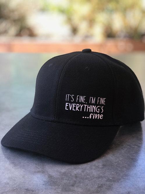 It's FINE, I'm FINE...