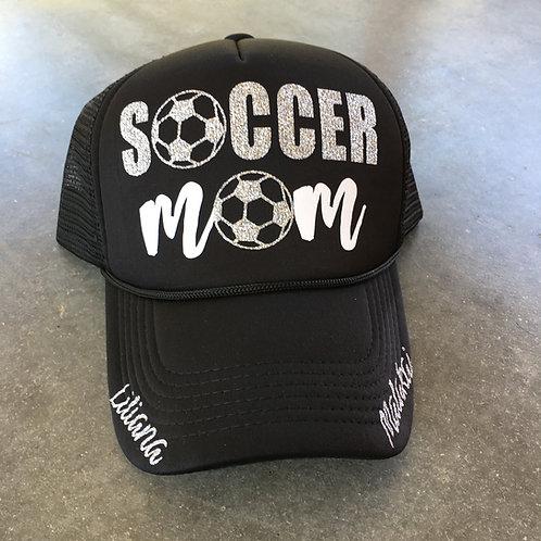 Soccer MOM (love like Lupe)