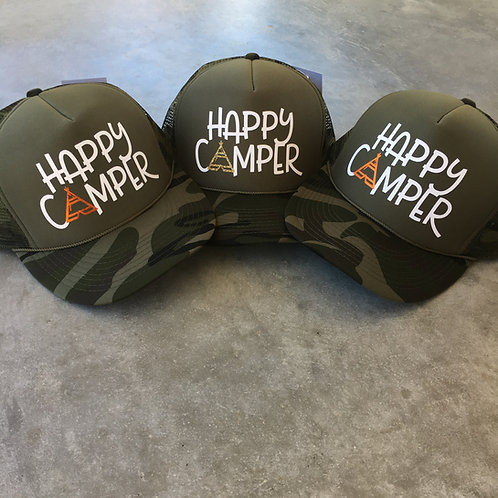 Happy Camper Camo