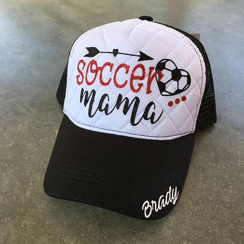 Soccer Mama (Brenna strikes again)