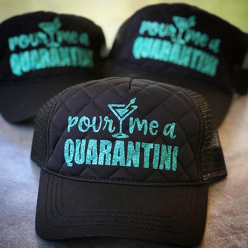 Pour Me a Quarantini