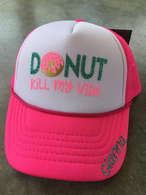 DONUT kill m vibe