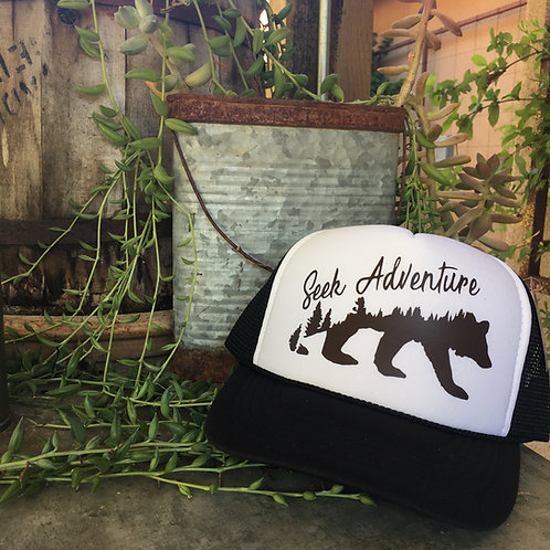 Seek Adventure Bear