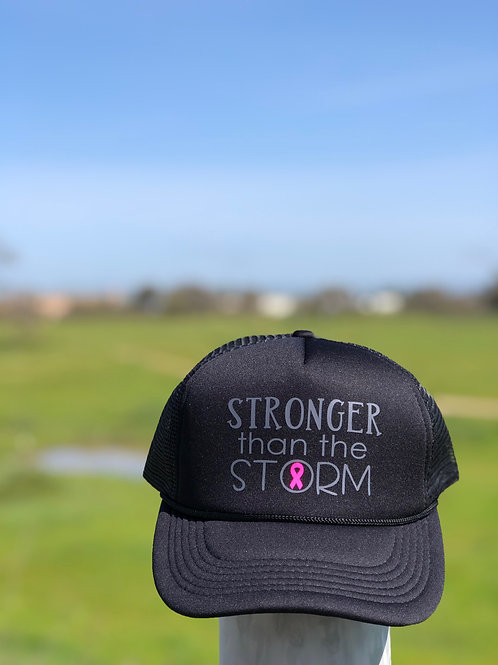 Stronger than the STORM (The Shannon)