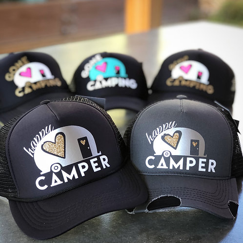 Get Your Camp/Glamp ON!
