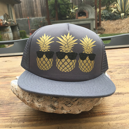 Pineapples for days!