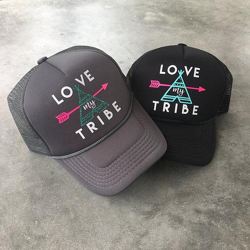 LOVE my TRIBE with teepee (The Deanna)