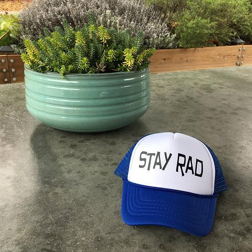 Stay Rad (little dude)