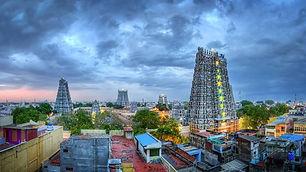 Madurai - temple - Tempo - traveller - Madurai - Local sightseeing - tourism - taxi - rental - Sabarimala - Pamba -