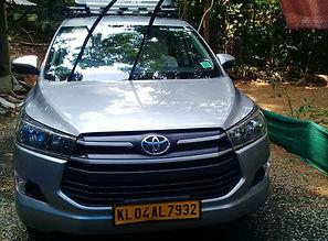 7+1 tourism innova Crysta , innova crysta for Kerala taxi service , Innova , Innova crysta