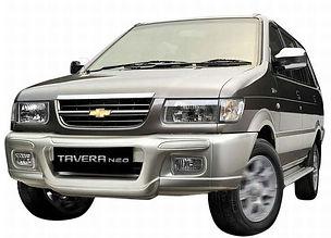 tavera for Kerala tour , Kerala tourism taxi service