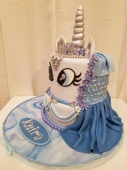Cinderella Unicorn