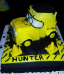 Hunter truck
