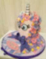Purple Pink Unicorn