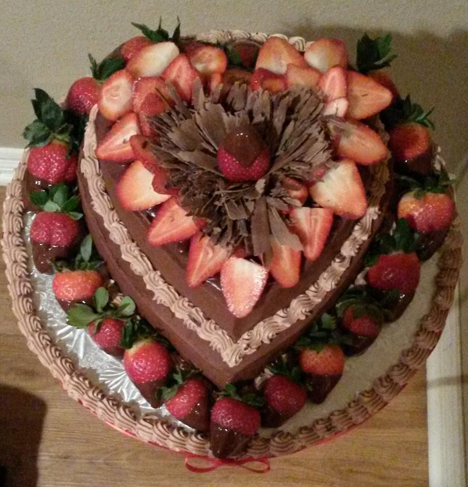 Chocolate & Strawberries