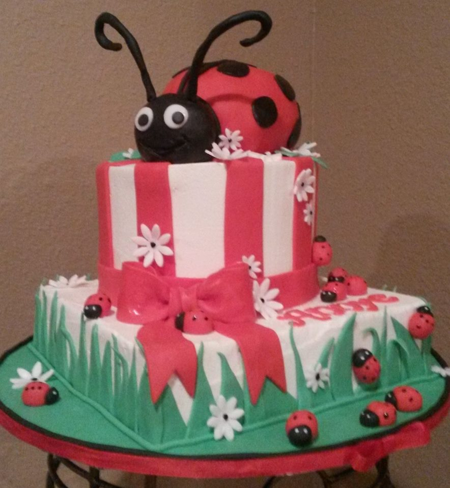 Lil Red Ladybug