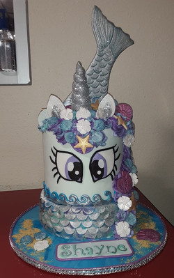 Mermaid Unicorn