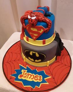 Superman James