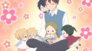Gakuen Babysitters: A Wholesome Slice of Life Anime