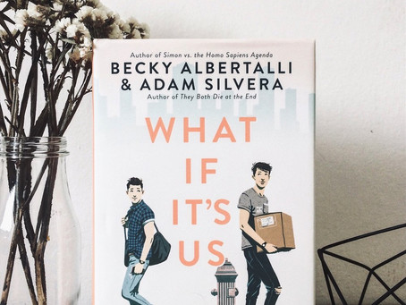 """Book Review: """"What If It's Us"""""""