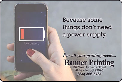 Banner Printing for all your printing needs