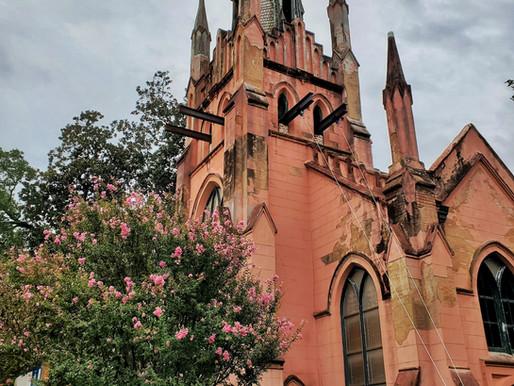 Grant will benefit church restoration effort