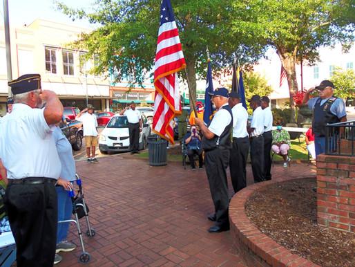 American Legion Post 2 presents 9/11 program