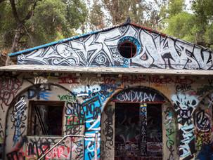 Abandoned Nazi Camp