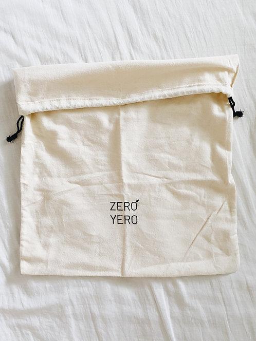 100% Fine Cotton Dry Produce Bag