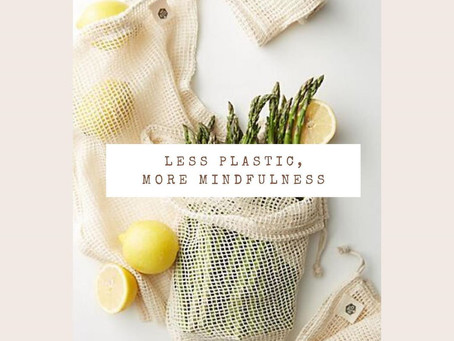 6 Tips to Help You Go Plastic Free This July
