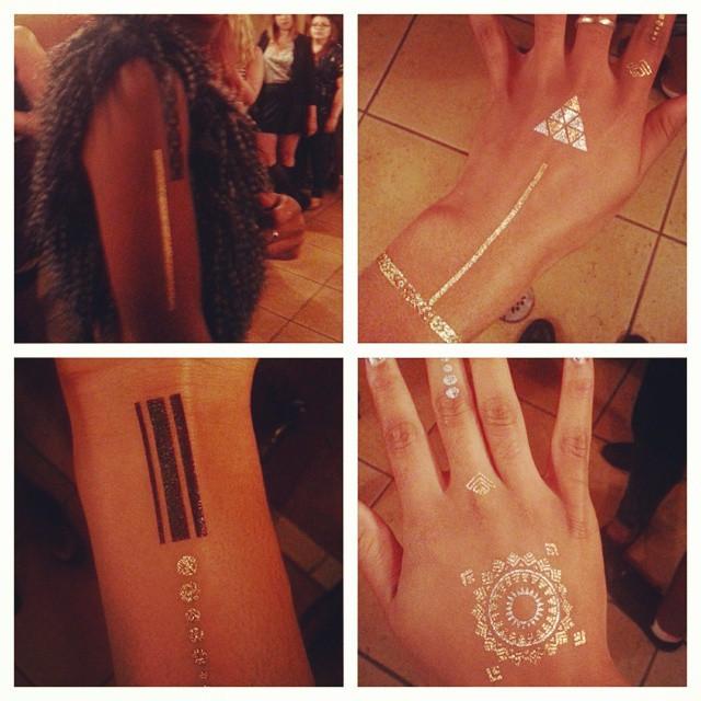Instagram - Bling tattoos #soulscape  #encinitas #bling #tattoo