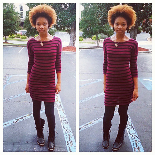 Instagram - :) #ootd #falloutfit #blogger #atl