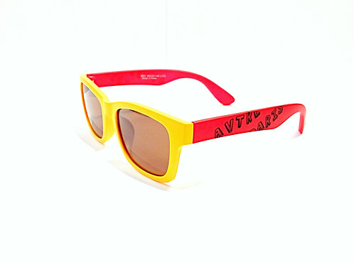 Ultra light 2 tones polarized sunglasses