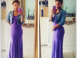 Work Outfits: The Purple Mermaid