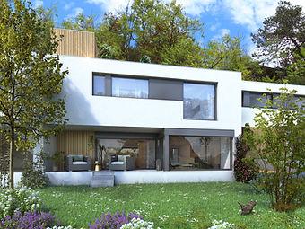 Geniales Reihen-Haus mit Dachterrasse