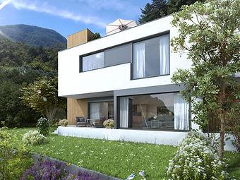 Geniales Reihen-Eck-Haus 1 mit grosser Dachterrasse