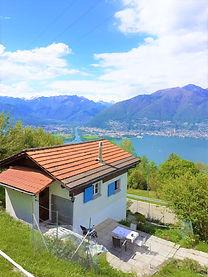 Carina casetta di vacanze  Hübsches Ferienhaus für Naturliebhaber