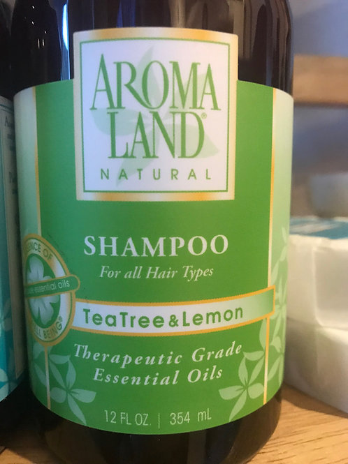 AromaLand Shampoo Tea Tree & Lemon